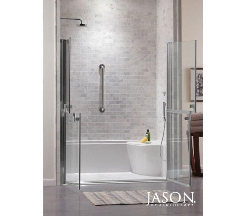 Jason Zero Threshold Shower