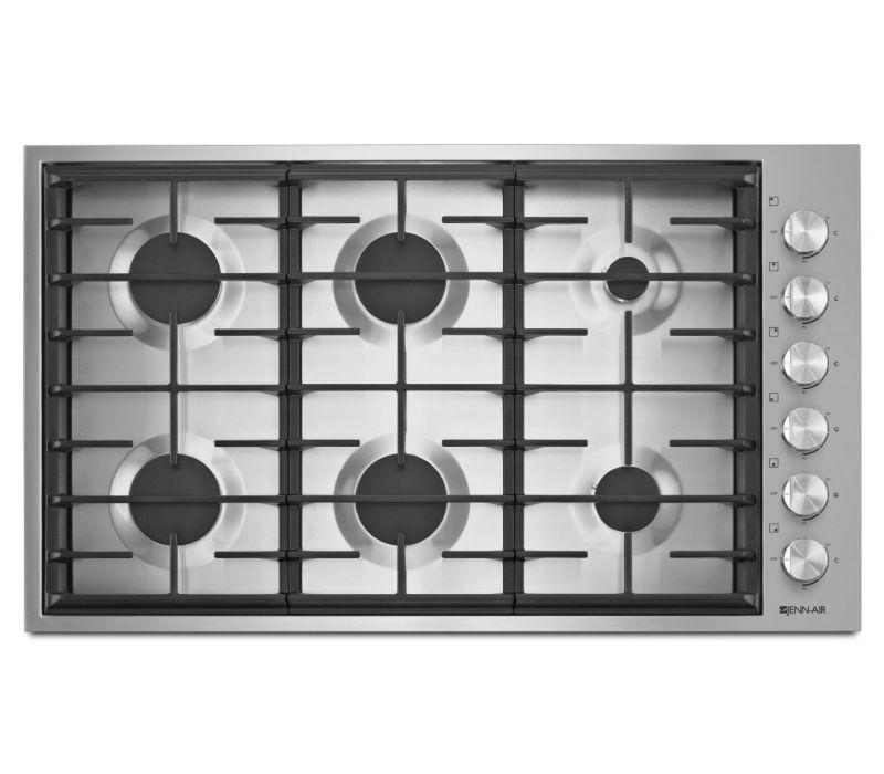 Jenn-Air 36 6-burner cooktop