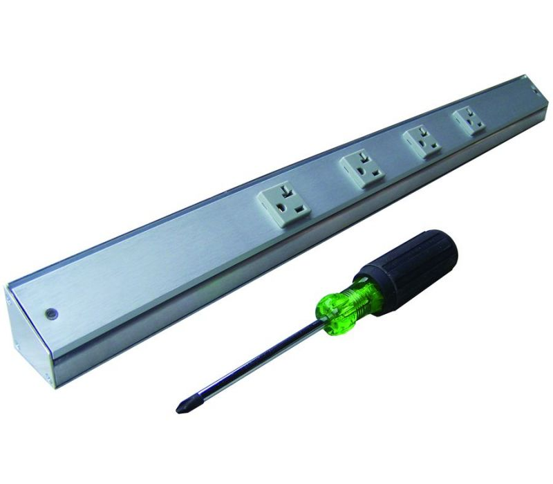 Angle Power Strip TR Series