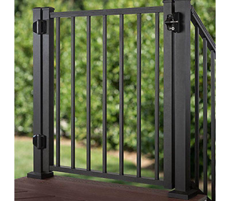 Trex Aluminum Gates