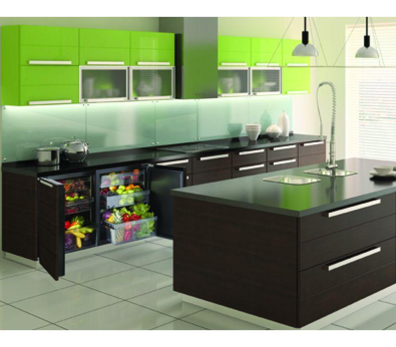 "Modular 3000 Series 24""  Solid Door Refrigerator - 3024RF"