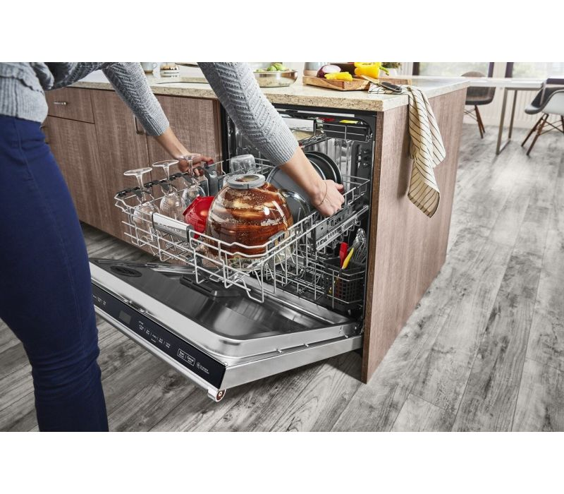 KitchenAid® 44 dBA Dishwasher with FreeFlex™ Third Rack and LED Interior Lighting
