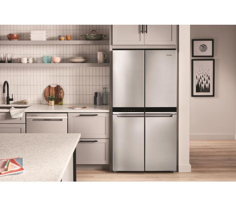 Whirlpool® 36-inch Wide Counter Depth 4 Door Refrigerator