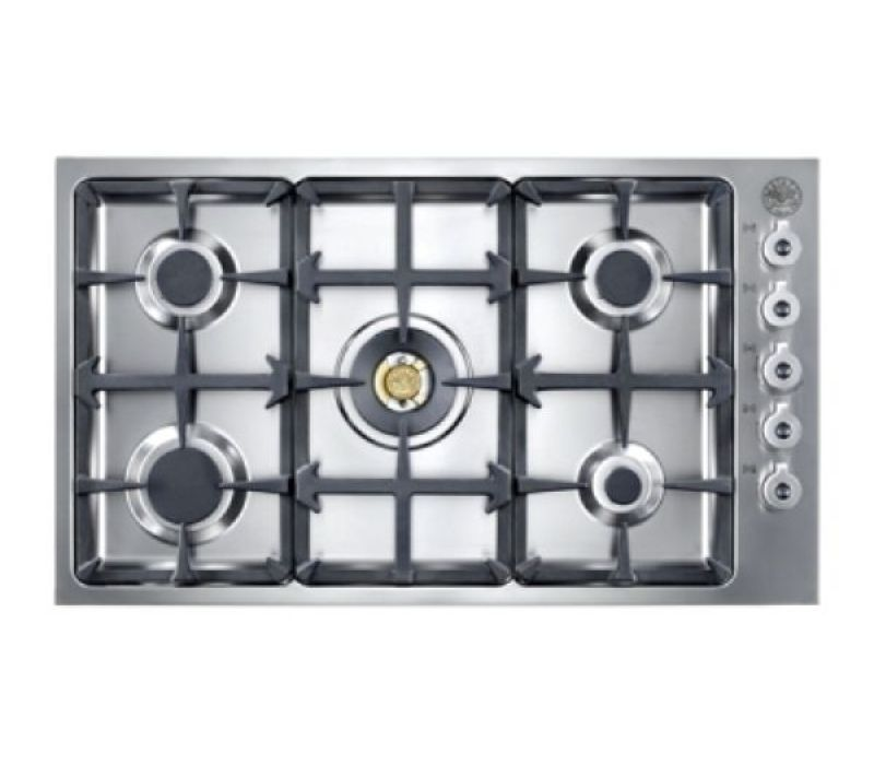 Professional Series 36 inch Gas Cooktop QB36 5 00 X