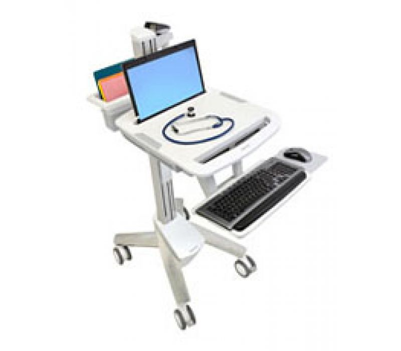 Ergotron StyleView Medical Carts