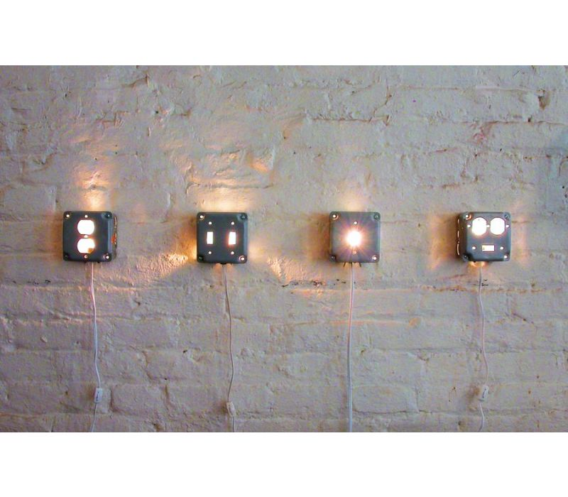 Moment Of Glory - Illuminated Wall Outlets