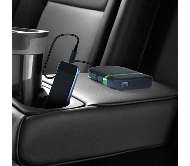 Reeljuice™ Portable Power Solution for Smartphones & Tablets