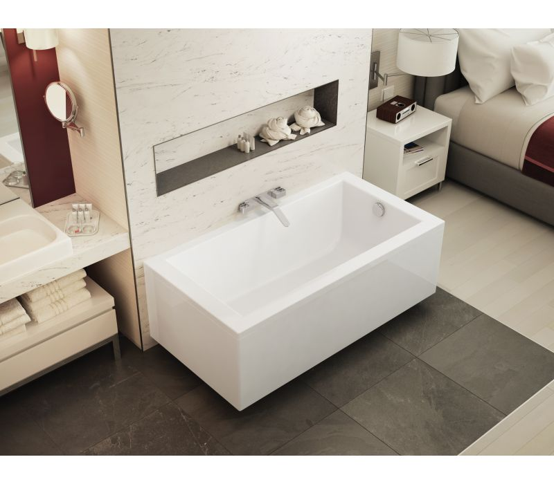 ModulR Wall-mounted Bathtub
