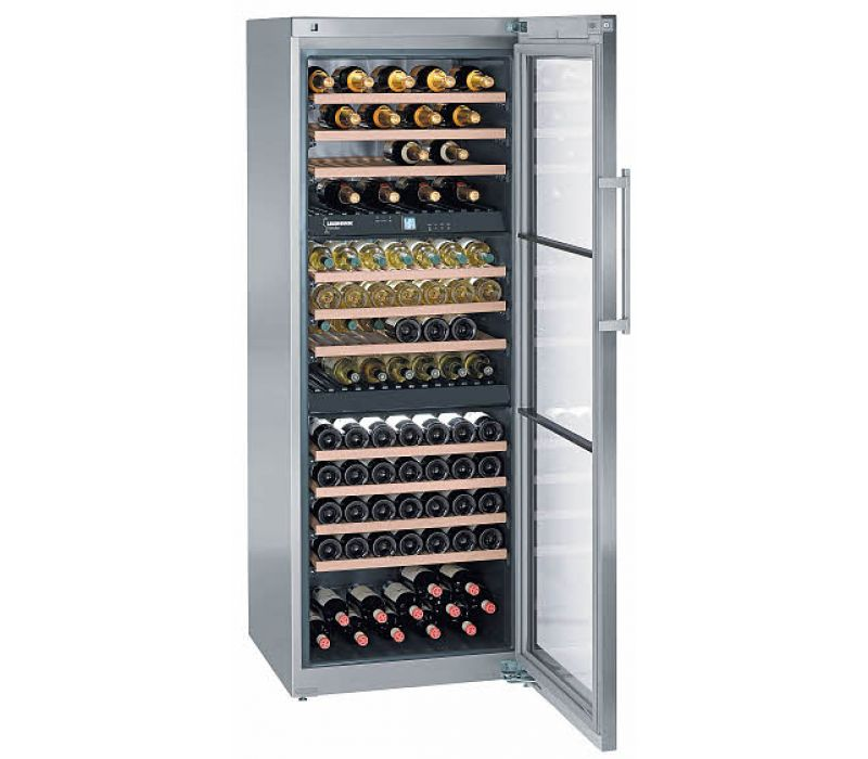 WS 17800 Vinidor and GrandCru wine cabinet