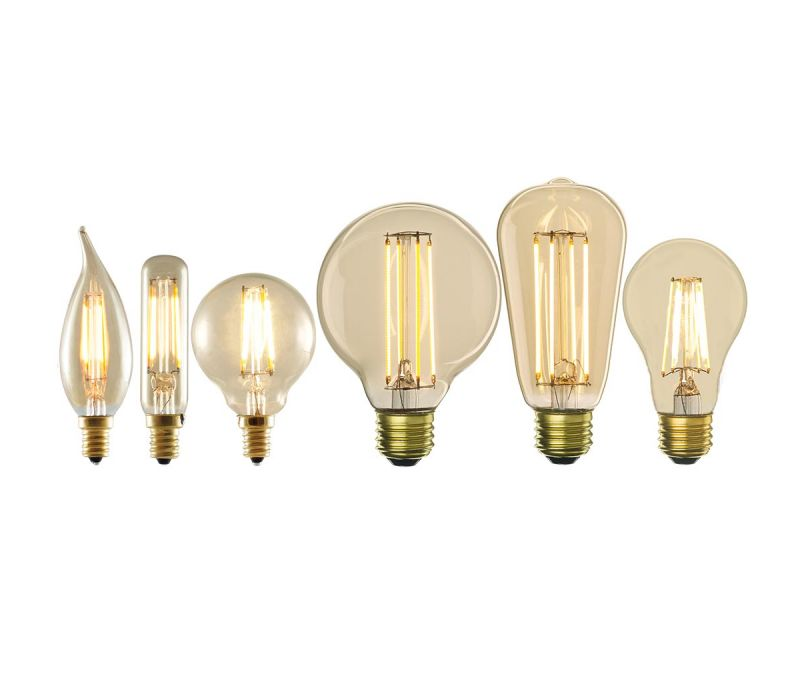 LED Nostalgic Filament Series