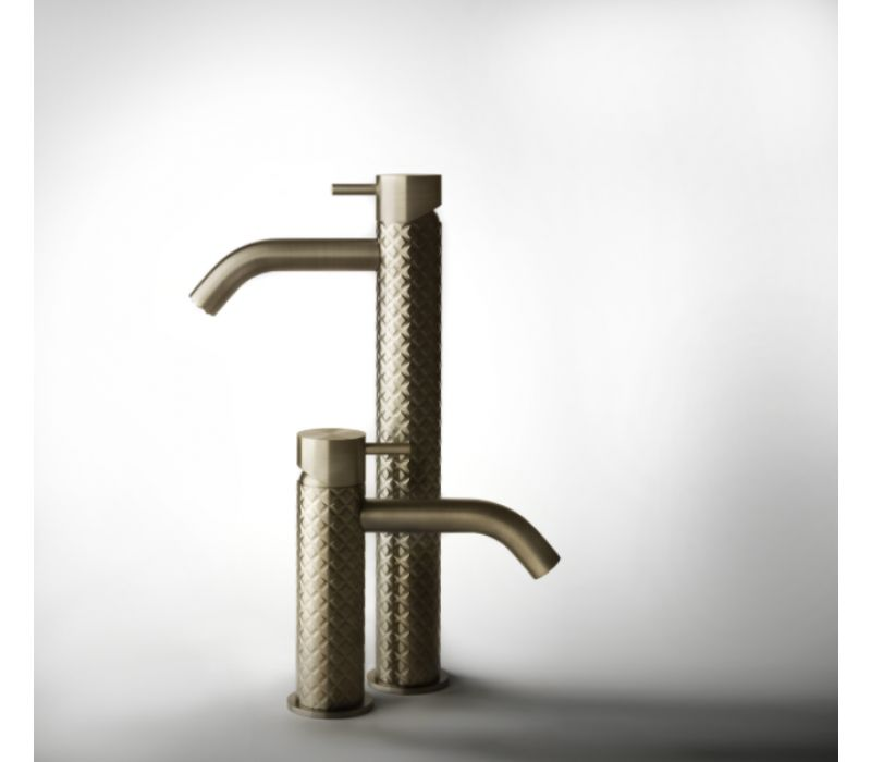 Gessi 316 Single Hole: New Finishes
