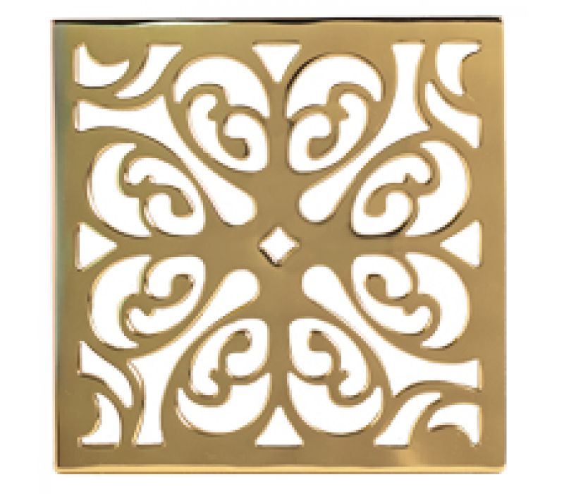 Newport Brass Square Shower Drain