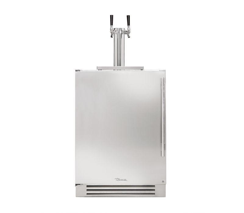 True 24-inch  Dual Tap Beverage Dispenser