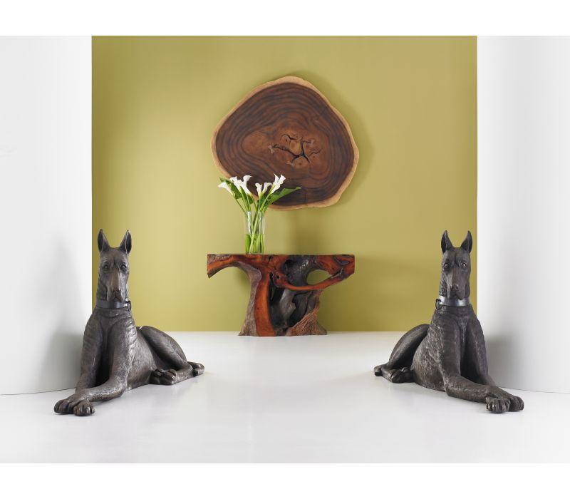 Great Dane Sculptures