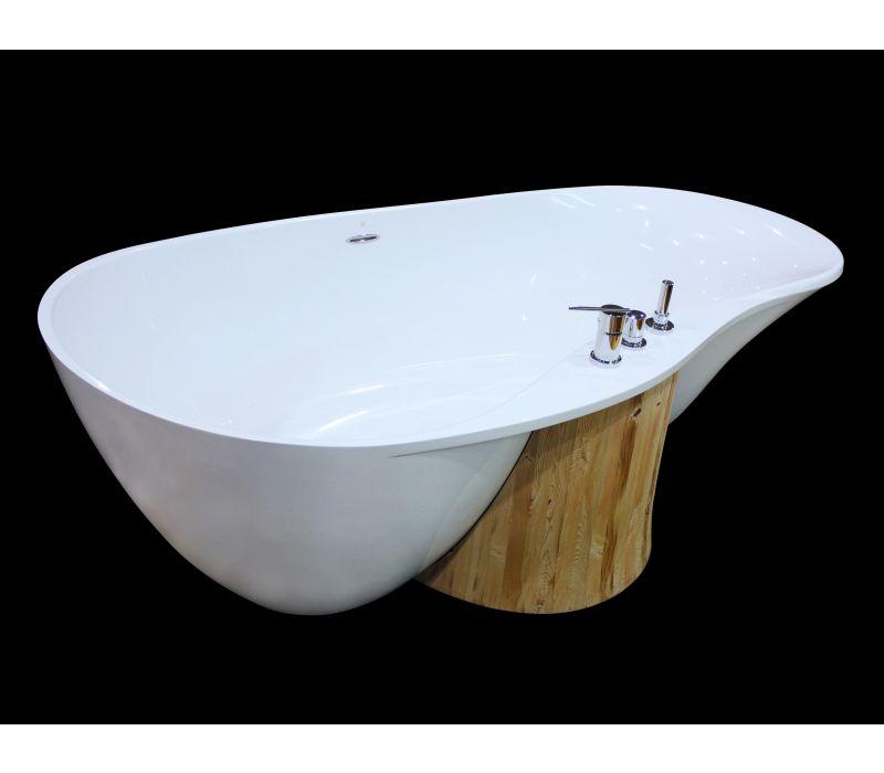 Taïga bathtub