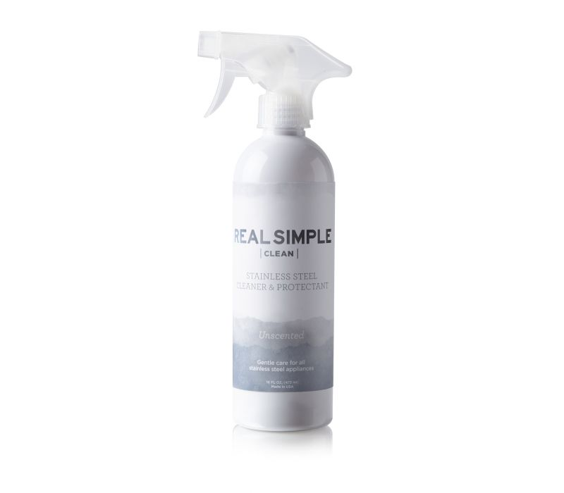 Real Simple Clean - Stainless Steel Cleaner 16oz