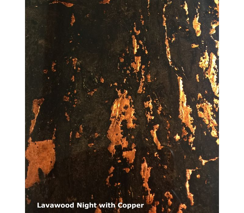 Lavawood Night with Copper