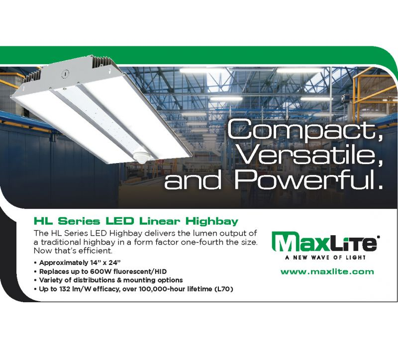 BayMAX HL Series Linear High Bay