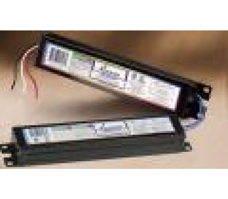 Optanium' High-Efficiency Electronic  Ballasts