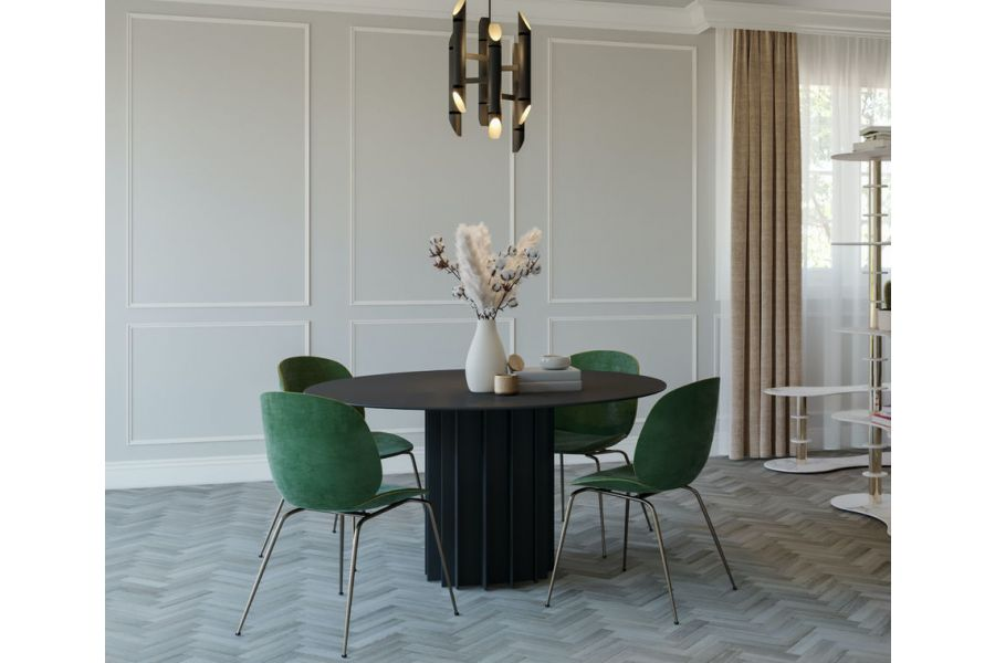 Romanesque architecture meets contemporary design with the Tomè tables by VittEr Design®