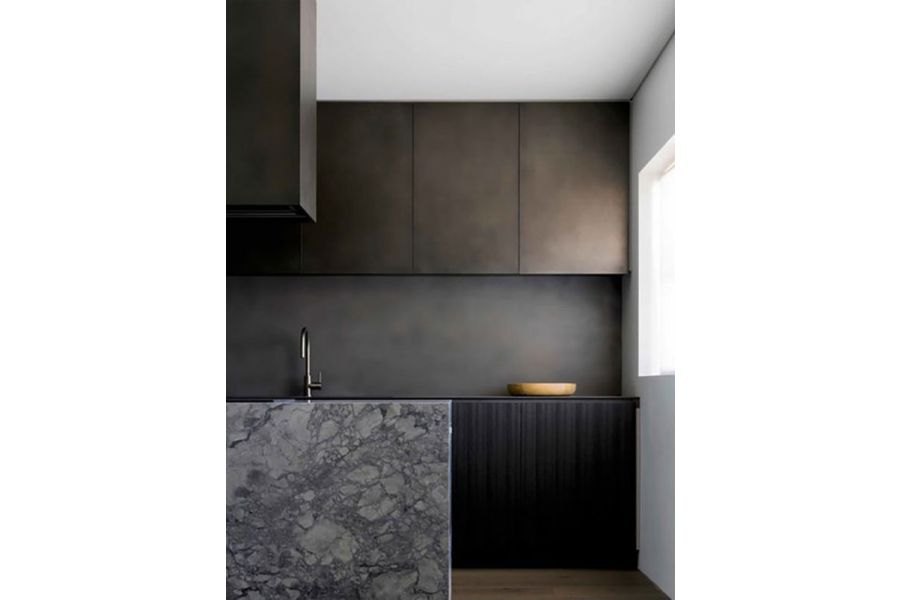 Kitchens reimagined with Axolotl surfaces
