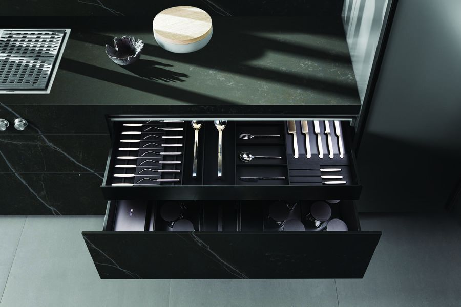 """""""Double Cool"""": Bt45 and Dekton launch a new luxury line of kitchen door fronts"""